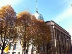 Das Haus der Wirtschaft in Stuttgart