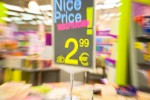 Preisschild-Preisformate